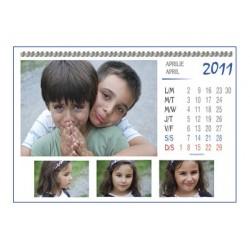 Calendar personalizat de perete CALP014