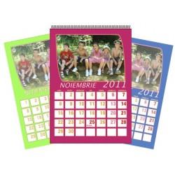 Calendar personalizat de perete CALP019
