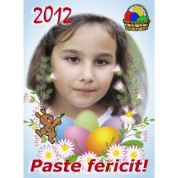 Felicitari de Paste personalizate FP005