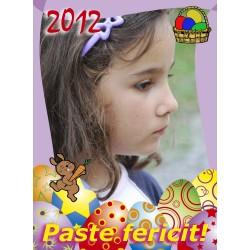 Felicitari de Paste personalizate FP006