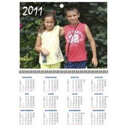 Calendar personalizat de perete CALP021