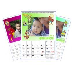 Calendar personalizat de perete CALP022