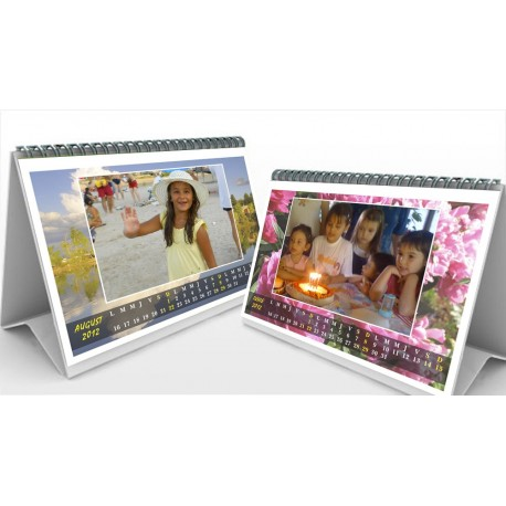 Calendar personalizat de birou CALP0025