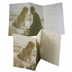Invitatii de nunta personalizate INVN034
