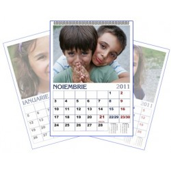 Calendar personalizat de perete CALP001