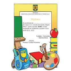 Diploma APD003