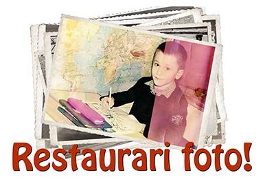 Restaurari foto